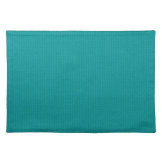 Teal Cloth Place Mat