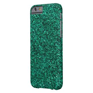 Teal Glitter I phone Case