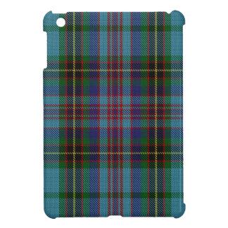 Teal Green Blue Red Giant Tartan Plaid iPad Mini Cases