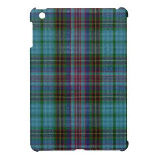 Teal Green Blue Red Tartan Plaid Case For The iPad Mini