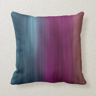 Teal Magenta Sienna Modern Cushion