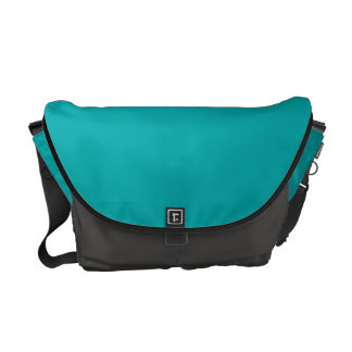 Teal Commuter Bags