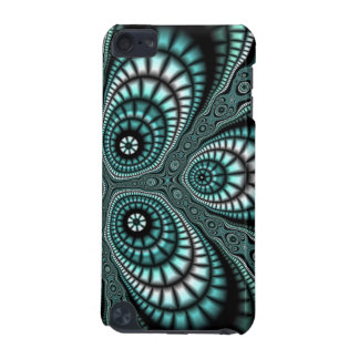 Teal Mosaic iPod Touch (5th Generation) Covers