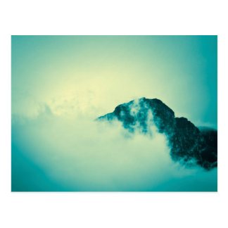 Teal Mountain Postcard