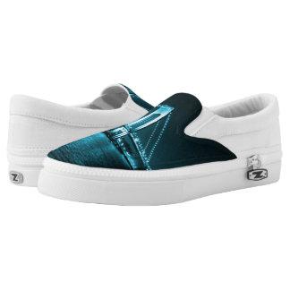 Teal Narrows Bridge Z slipons Slip-On Shoes