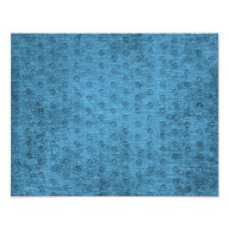 Teal Nubby Chenille Fabric Photo