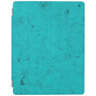 Teal Papyrus iPad Cover