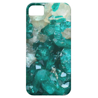 Teal Rock Candy Quartz Case For The iPhone 5