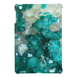 Teal Rock Candy Quartz Cover For The iPad Mini