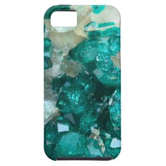 Teal Rock Candy Quartz iPhone 5 Cases