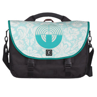 Teal Sport Shooting Bag For Laptop