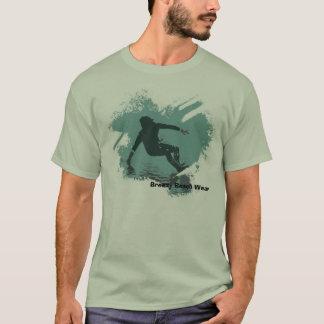 Teal Surfer Guy T-Shirt