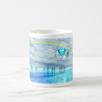 Teal Time Coffee Mug