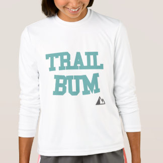 Teal Trail Bum Shirt