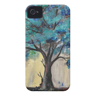 Teal Tree iPhone 4 Covers