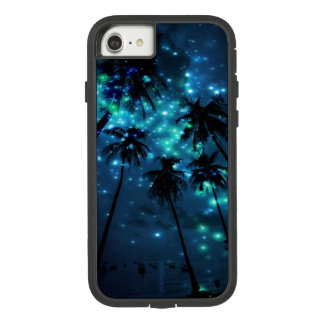 Teal Tropical Paradise iPhone 8/7 Phone Case