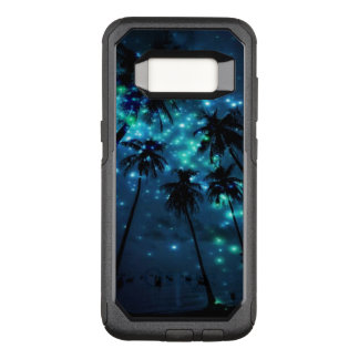 Teal Tropical Paradise Samsung Galaxy S8 Otterbox