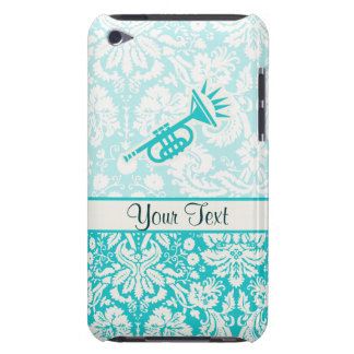 Teal Trumpet Case-Mate iPod Touch Case