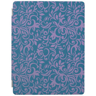 Teal Vines iPad Smart Cover