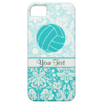Teal Volleyball