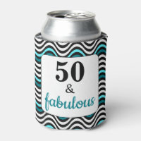 Teal Wave 50 and Fabulous Birthday Beach Party