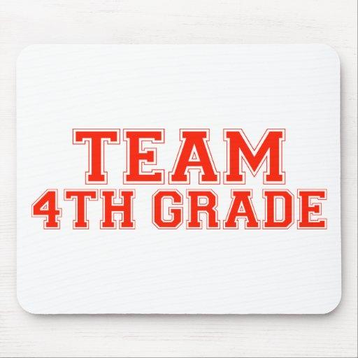 Team 4th Grade Mousepad