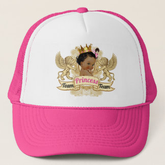 Team African Princess Royal Baby Shower Hat
