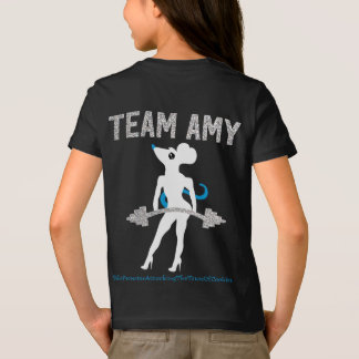 Team Amy- Bella T-Shirt