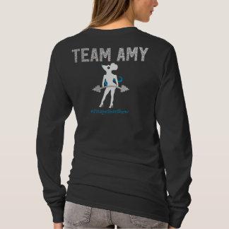 Team Amy Women's Long Sleeve T-Shirt