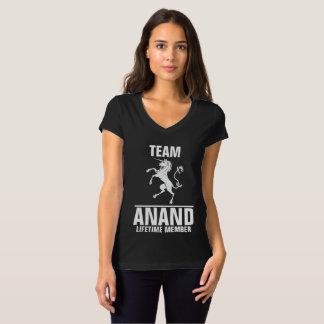 Team Anand lifetime member Tshirts