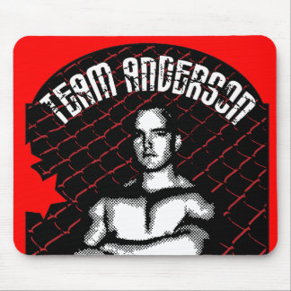 Team Anderson Mouse Pad