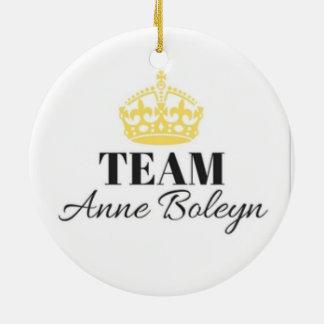 Team Anne Boleyn Ornament