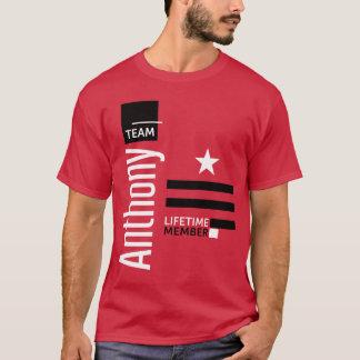 Team Anthony T-Shirt