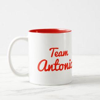 Team Antonio Mugs