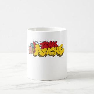 Team Apache mug new logo