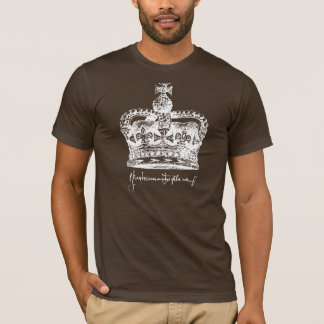 Team Aragon - Catherine's Crown and Signature T-Shirt
