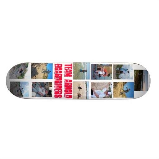 Team Arnold Boardriders SkateBoard