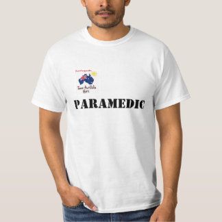 Team Australia EMS Paramedic Specialist t-shirt