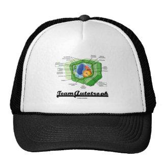 Team Autotroph (Plant Cell Biology) Trucker Hat