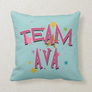 TEAM AVA Customizable Cushion