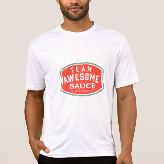 Team Awesome Sauce T-Shirt