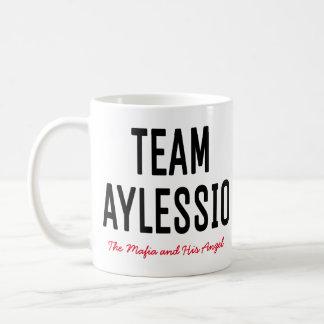Team Aylessio mug