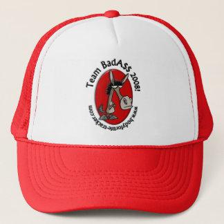 Team BadAss Retro Workout Hats! Trucker Hat