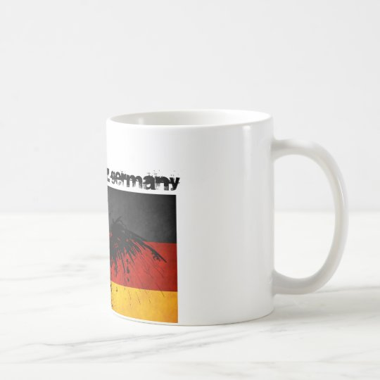 Team Badboyz Germany Grunge Mug