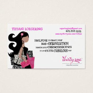 Team BAG Ladies Biz Cards
