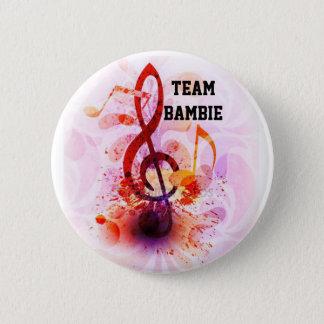 Team Bambie Pin