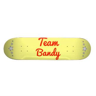 Team Bandy Custom Skateboard