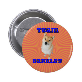 Team Barkley - 2¼ Inch Round Button