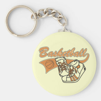 Team Basketball With Shoes Tshirts and Gifts Keychains