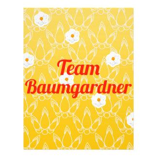 Team Baumgardner Flyers
